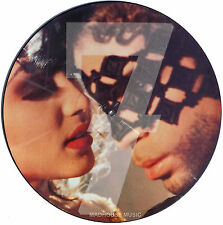 """PRINCE 12""""  ' 7 ' UK Only PICTURE DISC 3 track Seven w/ Insert 1992 UNPLAYED"""