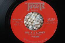 T-Bone She's A Looker / Mony Mony Very Rare Holy Grail ? Tbone 8610x13 1986 Mint
