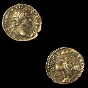 ANCIENT ROMAN DENARIUS SILVER COIN (11) 3.03G