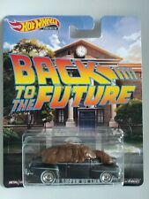 Hot Wheels 2019 Ford Super De Luxe Back to The Future Manure Real Riders