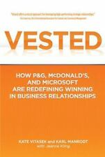 Vested: How P&G, McDonald's, and Microsoft are Redefining Winning in Business Re