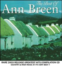 Ann Breen - Very Best Greatest Country Music & Irish Favourites Collection CD
