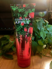 Bath and Body Works Country Apple with Ultra Shea Body Cream 8 oz