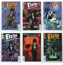 Elivra Issues #1 Regular & Variant Covers A - F (Dynamite Comics 7/4/18)