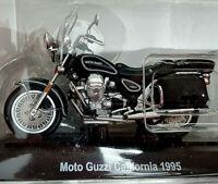 Moto Guzzi California 1995 Carabinieri - Scala 1:24 Die Cast - Atlas Nuova