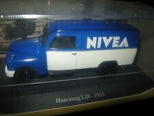 """1:43 Norev Hanomag L28 1953 """"Nivea"""" OVP"""