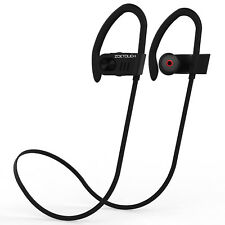 Headphone Waterproof Wireless Sports Bluetooth Stereo Earphone for Cell Phone
