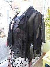 Women's Silk No Pattern None Boleros Shrugs Coats & Jackets