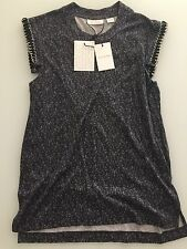 Sass And Bide Embellished tshirt | Size: XS | RRP $240 | BNWT