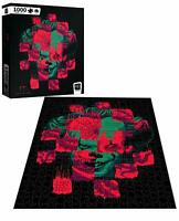 """IT Chapter Two: """"Faces of Pennywise"""" Jigsaw Puzzle - 1000 Pieces"""