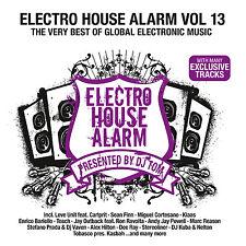 CD Electro House Alarme Vol. 13 d'Artistes divers 2CDs