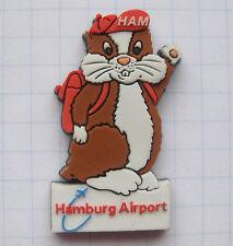 HAMBURG AIRPORT ...........................Airline-Pin (128d)