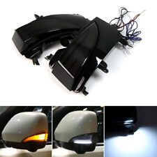 LED Dynamic Side Mirror Sequential Light For Nissan Patrol Y62 Armada Quest QX56