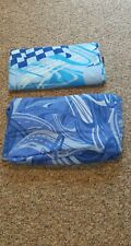 Warner Bros Speed Racer Movie Twin Size Flat & Fitted Sheets Blue