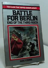 Battle for Berlin - End of the Third Reich - Ballantine's Illus Hist WWII