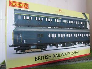 Hornby 2-HAL 2-car EMU BR blue