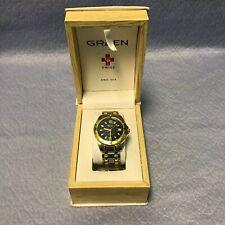 Gruen Men's Automatic Watch ETA2824 GSM015