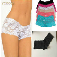 Women's Sexy Lace Underpants Underwear Knickers Briefs Bikini Shorts Panties HOT