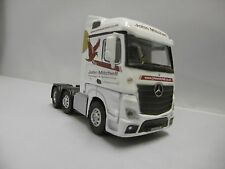 Oxford Truck John Mitchell Mercedes MP4 GSC Actros  Tractor Unit 1:76 code 3