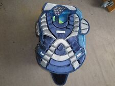 "ADAMS CATCHERS CHEST PROTECTOR MODEL ACP-115 15"" WITH REMOVABLE TAIL NEW W/ TAGS"