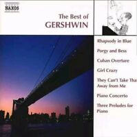 The Best of Gershwin, New Music