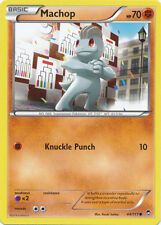 x4 Machop - 44/111 - Common Pokemon XY Furious Fists M/NM English