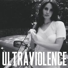 "Lana Del Rey  - Ultraviolence - CD NEW & SEALED   ""West Coast""  ""Shades Of Cool"""