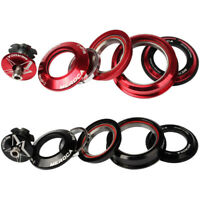 1Pc Bearing Headset Outdoor Sports MTB Bike Bicycle 44mm-56mm Cone Tube 1.5T