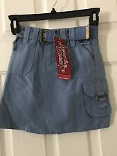 Jeanie Bleu Size 3T Toddler Blue Skirt Gorgeous