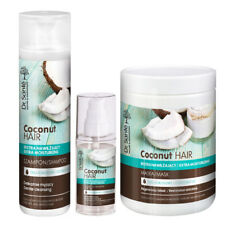 Dr Sante Coconut Extra Moisturizing Hair Shampoo Mask and Serum Set for Dry Hair