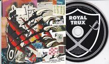 ROYAL TRUX 'LIVE' PLATINUM TIPS + ICE CREAM PROMO CD