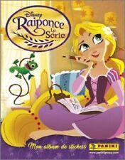 "Album stickers Panini vide et neuf ""Disney RAIPONCE La série"" 2018"