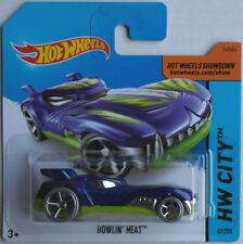 Hot Wheels - Howlin´ Heat blaumet./grün Neu/OVP