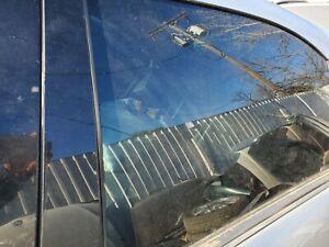 1999-2000-01-02-03-04-05-2006 MERCEDES-BENZ W220 S430 S500 LEFT REAR DOOR GLASS
