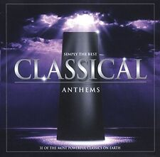 Simply The Best Classical Anthems [CD]