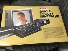 New in Box! Vintage Ambico Special Effects Generator Model V-0300