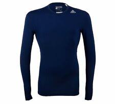 Adidas Men's Techfit Base Long Sleeve, Color Options