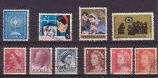 Used Australian Stamp Collections & Mixtures