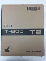Hot Toys DX10 DX 10 T800 T 800 Terminator 2 Judgement Day Arnold NEW