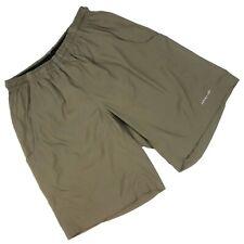 Patagonia Small Green Shorts Mens S With Brief 24591 Ultra Running Short Pockets