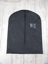 SHORT Clothes Garment Coat Storage Bag Dust Cover Travel Carrier Coat Protector