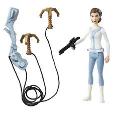 STAR WARS ROGUE ONE PRINCESS LEIA ORGANA 10cm NEUF Rebelle Jedi clone wars EXCLU