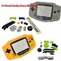 Protective Hard Case Housing Shell Kit for Nintendo GameBoy Advance GBA Console