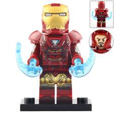 Mark 6 [End Game] - Marvel Iron Man Lego Moc Minifigure Toys Kids