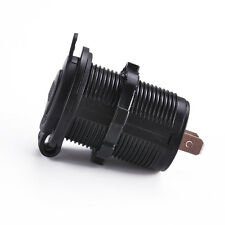 Brand New 12V Boat Motorcycle Car Cigarette Lighter Socket Power Plug Outlet