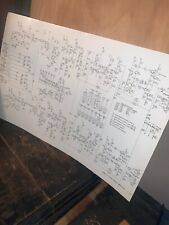 Norelco RH 591 stereo schematic sheet 1969