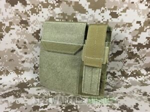 FLYYE MOLLE Administrative/Pistol Mag Pouch (Coyote Brown) FY-PH-C020-CB