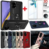 For Samsung Galaxy S20/S20 Ultra/S20 Plus Shockproof Case+Full Screen Protector