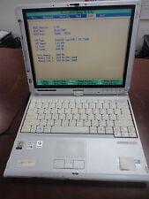 """FUJITSU LIFEBOOK T4215 12.1"""" Core 2 Duo 1.83GHZ  2GB """"NO HDD"""" Wi-Fi COMBO LAPTOP"""