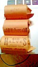$10.00 ROLLS, KENNEDY HALF DOLLARS